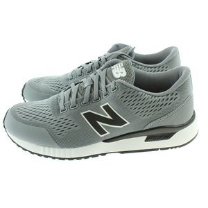 Mens Engineered Mesh Running Shoes Athletic Grey